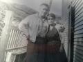 Butter Cove Martha Ann Strowbridge with her 1st born son Josiah Drodge