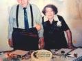 Edgar and Emma Caroline (Whalen) Spurrell