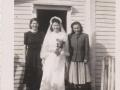 Ninie (Spurrell) Smith and Mary Ann (Spurrell) Langor (1928-2013) and Vera (Spurrell) Dawe Sylvia Meadus Contributions 016