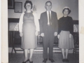 Olive Julia (Dawe) Spurrell (1904-1976) and Alexander Spurrell (1900-1974) and unknown  Sylvia Meadus Contributions 005