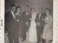 Ross and Edna Spurrell's wedding 1962