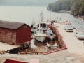 Butter Cove government wharf 1980's 001
