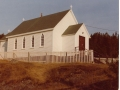 Anglican Church, Little Harbour. (Donated by Lester Green)