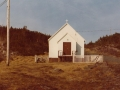 Anglican Church at Little Harbour. Donated by Lester Green)