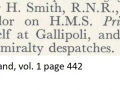 Mentioned in Dispatches-Book of Nl Vol 1, page 442