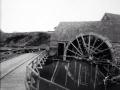 Eliab Blundon's waterwheel, Hatchet Cove