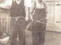 Gordon Churchill and Eliol Baker