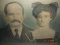 Albert Smith and daughter, Rebecca Smith Frampton