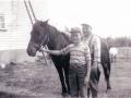 Uriah Churchill with grandson Winston Churchill
