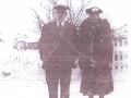 Jonah Stringer (1876-1952) and his wife, Elizabeth Avery (1874-1955)