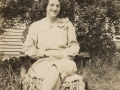 Ellen Pitcher, daughter of George and Mary Jane(nee Green) Pitcher (donated by Annie Green)