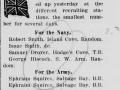 Evening Telegram 1917-05-11-Samuel Drover-enlist