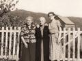 1953 Mothers Birthday - Grandmother Avery and Susannah Tucker