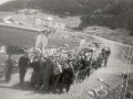 St. Mary's School, Hodge's Cove, 24th May parade, 1959