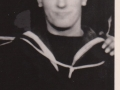 William George Bishop, 1897-1986, Hatchet Cove, Royal navy WW1