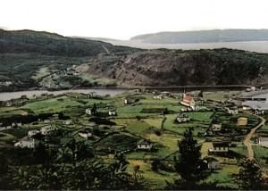 Hodge's Cove, c1954