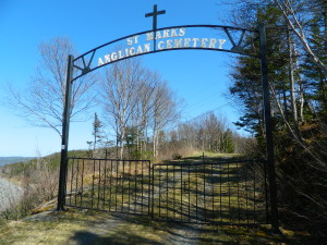 St. Mark's (new) Anglican Cemetery, Long Beach