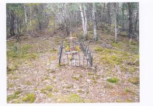 Pentecostal Cemetery, Caplin Cove