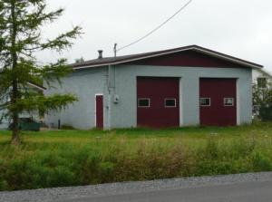 Hubert Green's Garage