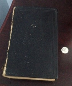 Charlie and Rachael Green of St.  Jones Without Family Bible (Donated by Granddaughter Jennifer Sturge)