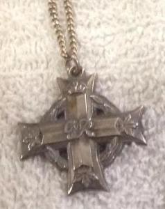 Edgar Smith Military Cross