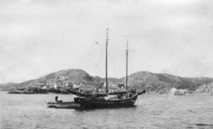 Margaret Ann owned by David Jacobs in LHEr