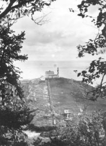 Random Head light station, 1921
