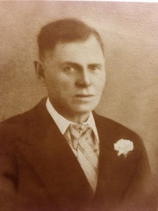 James Shaw (1886-1951) son of Daniel Shaw and Catherine Flynn. (Photo donated by Karen Bruynell)