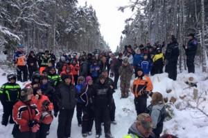 Deer Harbour trail sees commemoration