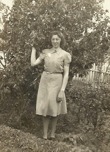 Gertie G Vey - 13 yrs old