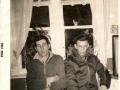 Abe Spurrell and Willie Strowbridge 1963