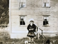 Sandy Olive Spurrel Home with daughter Juanita from Elaine Spurrell