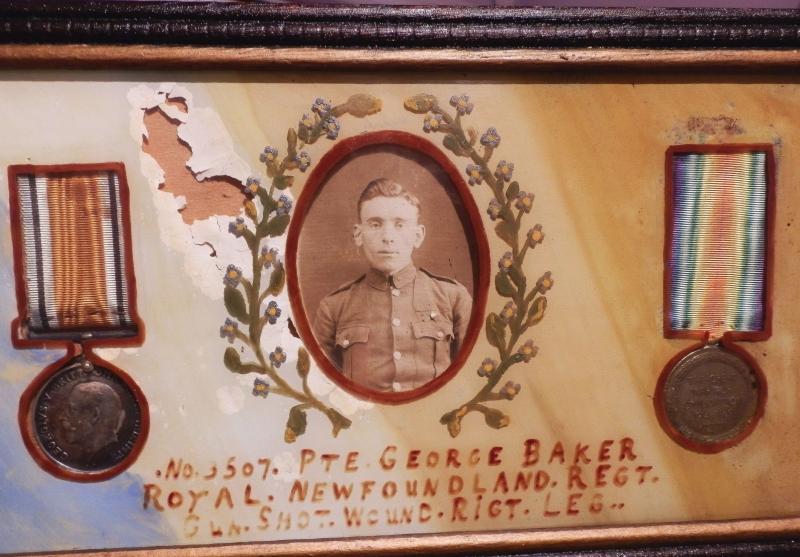 Private George Gilbert Baker