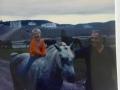 Sam Smith pony Sammy grandson Stephen Soper