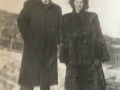 Drodge Eldred and wife Mae 1947