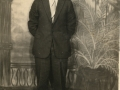 Levi (1897-1980) son of William and Hannah (Spurrell) Jacobs. (Photo_Olive Green collection)