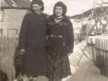 Smith Shirley and Gwen Vey Good Friday 1948