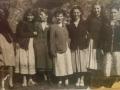 Anita Smith Vey Students 1950s