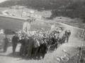 St. Mary's School, Hodge's Cove, 24th May parade, 1959