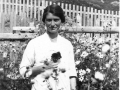 Susie Jacobs Lacey taught at Little Hearts Ease Methodist School between 1919 1920. courtesy of Granddaughter Maxine.