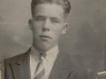 George Churchill, Hodge's Cove, Newfoundland Overseas Forestry Unit, WWII